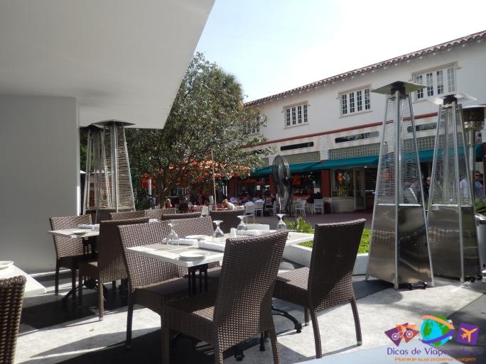 Restaurante da Lincon Road