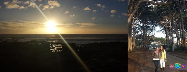 Pôr do Sol em Carmel
