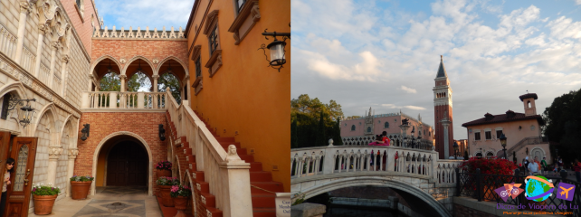 Cantinho da Itália / Veneza