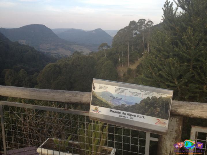 Mirante do Alpen Park