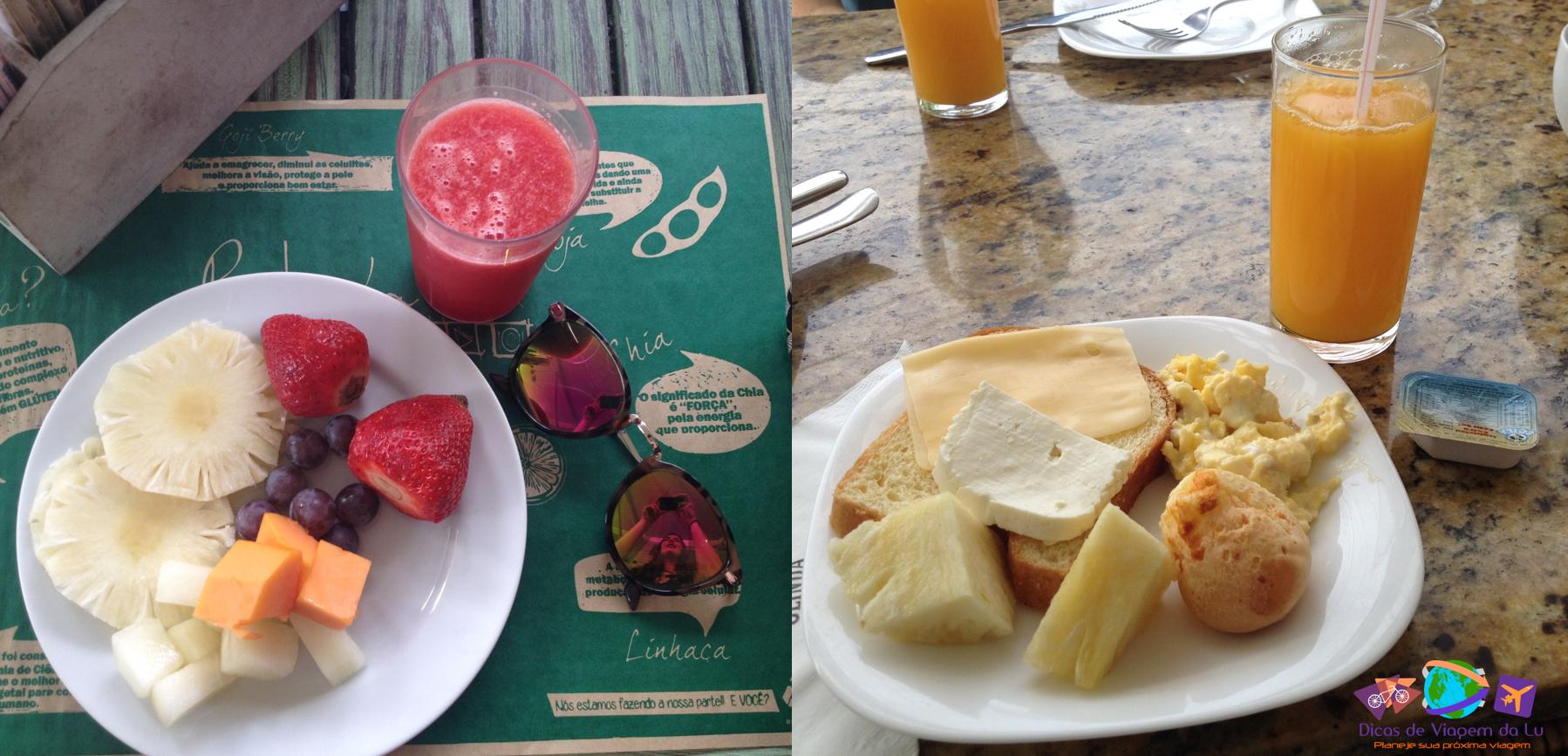 Well-known 2 locais para tomar café da manhã na Barra da Tijuca QV31